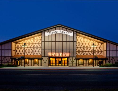 Festhalle – Mt Angel OR