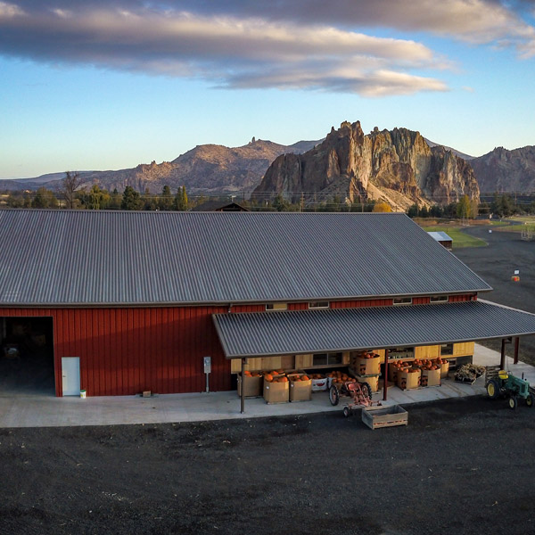 Agriculture and<br />Storage Buildings