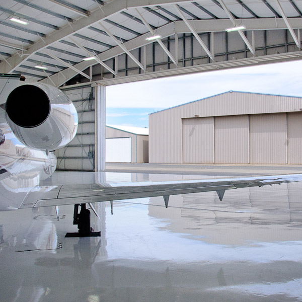 Airplane<br />Hangars