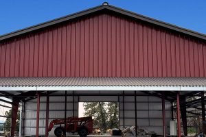 Machinery and Heavy Equipment Garage