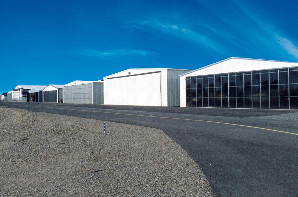 Airplane Hangar 2