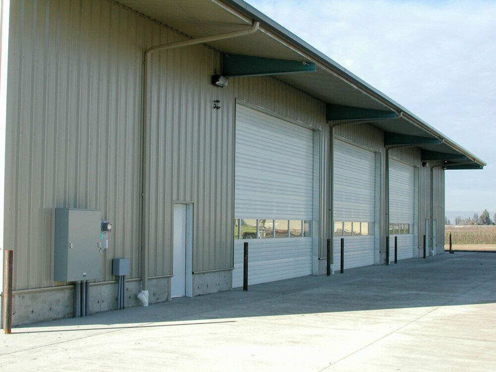 Equipment Storage and Shop Building