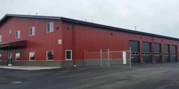 Commercial Steel Building