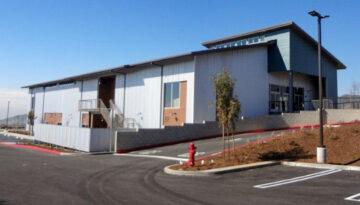 Church California Steel Church Building