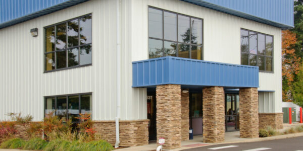 Commercial Metal Building_PBS Pre-Fab
