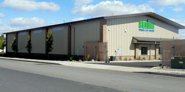 Ewing Irrigation _ Commercial Metal Building_ Oregon _ PBS BUildings