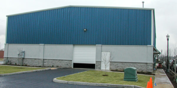 NAPA Auto Parts BUilding _ Ridgefield WA _ Commercial Metal Building _ PBS