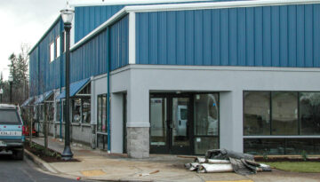 NAPA Auto Parts BUilding _ Ridgefield WA _ Commercial Pre-Fab Building _ PBS