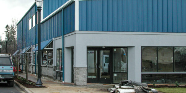NAPA Auto Parts BUilding _ Ridgefield WA _ Commercial Pre-Fab Building _ PBS