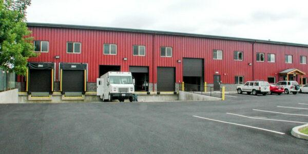 Oregon Glove Building _ Dallas, OR _ Commercial Building _ PBS