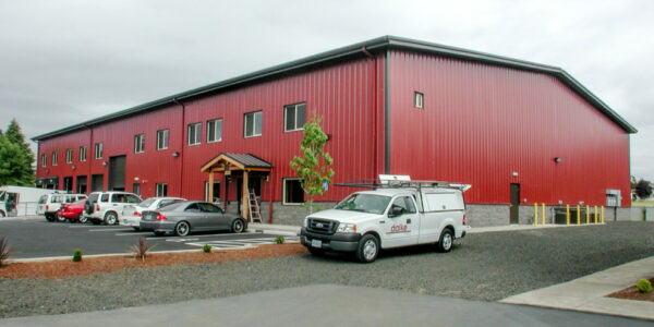 Oregon Glove _ Dallas, OR _ Commercial Building _ PBS