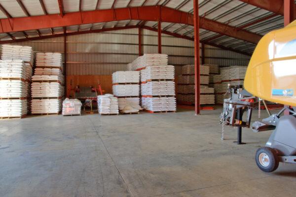 Crop Storage Building
