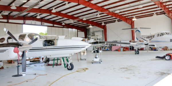 PBS Metal Hangar