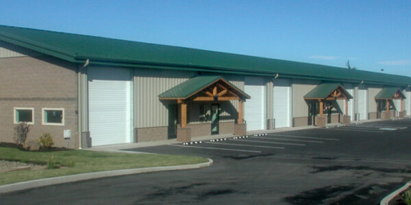 Retail _Commercial Steel Building_ Steel Building_PBS