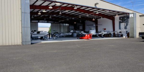 Salem Air Center_Salem OR_ Aircraft Hangar