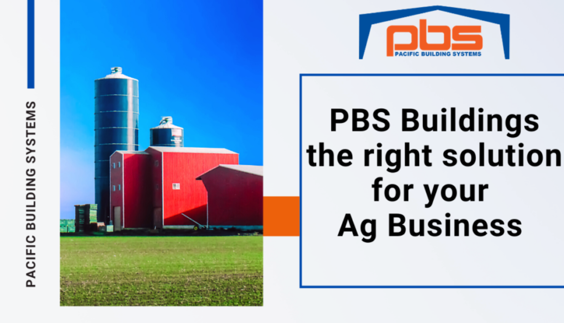 Steel Buildings Are Good For Agricultural Businesses