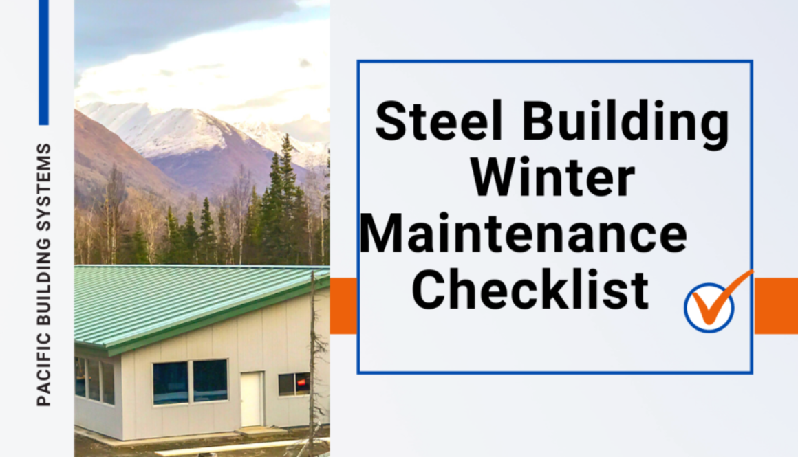 How to Properly Winterize Your Steel Building