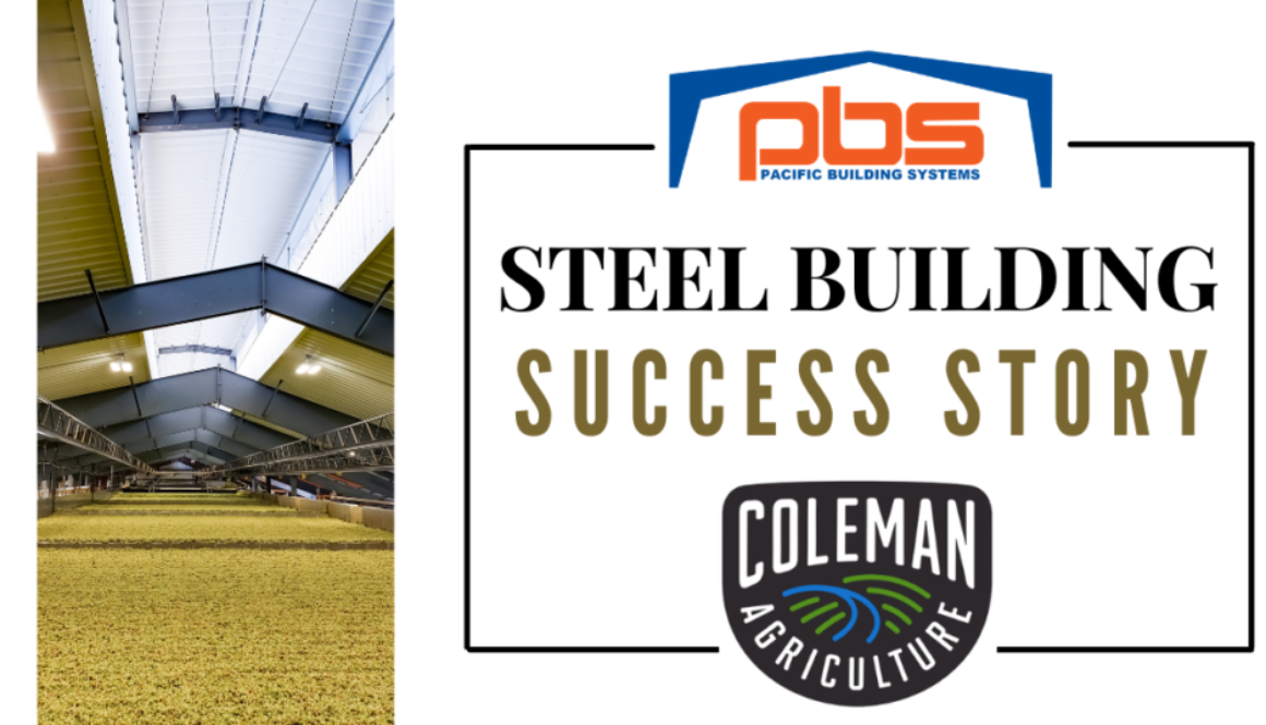 Coleman Agriculture Steel Building