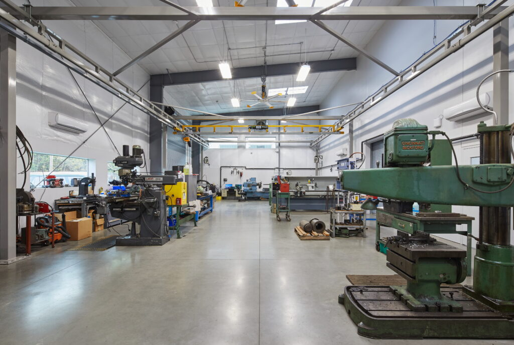 PGE Fabrication Shop