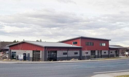 Metal Building Office Spaces
