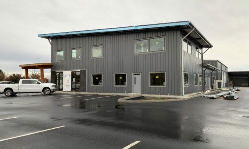 Metal Office Building Manufacturer