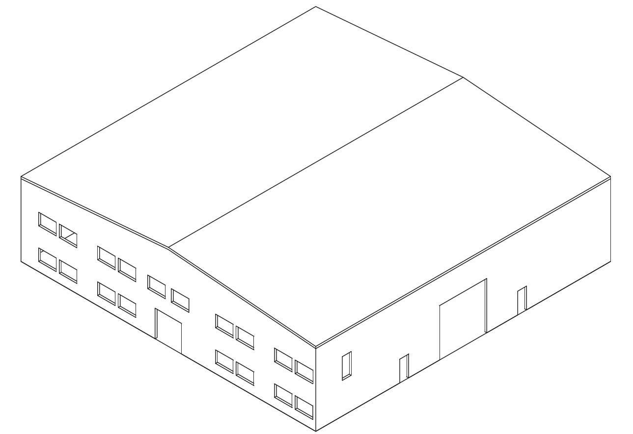 Harmer Steel Building Plan