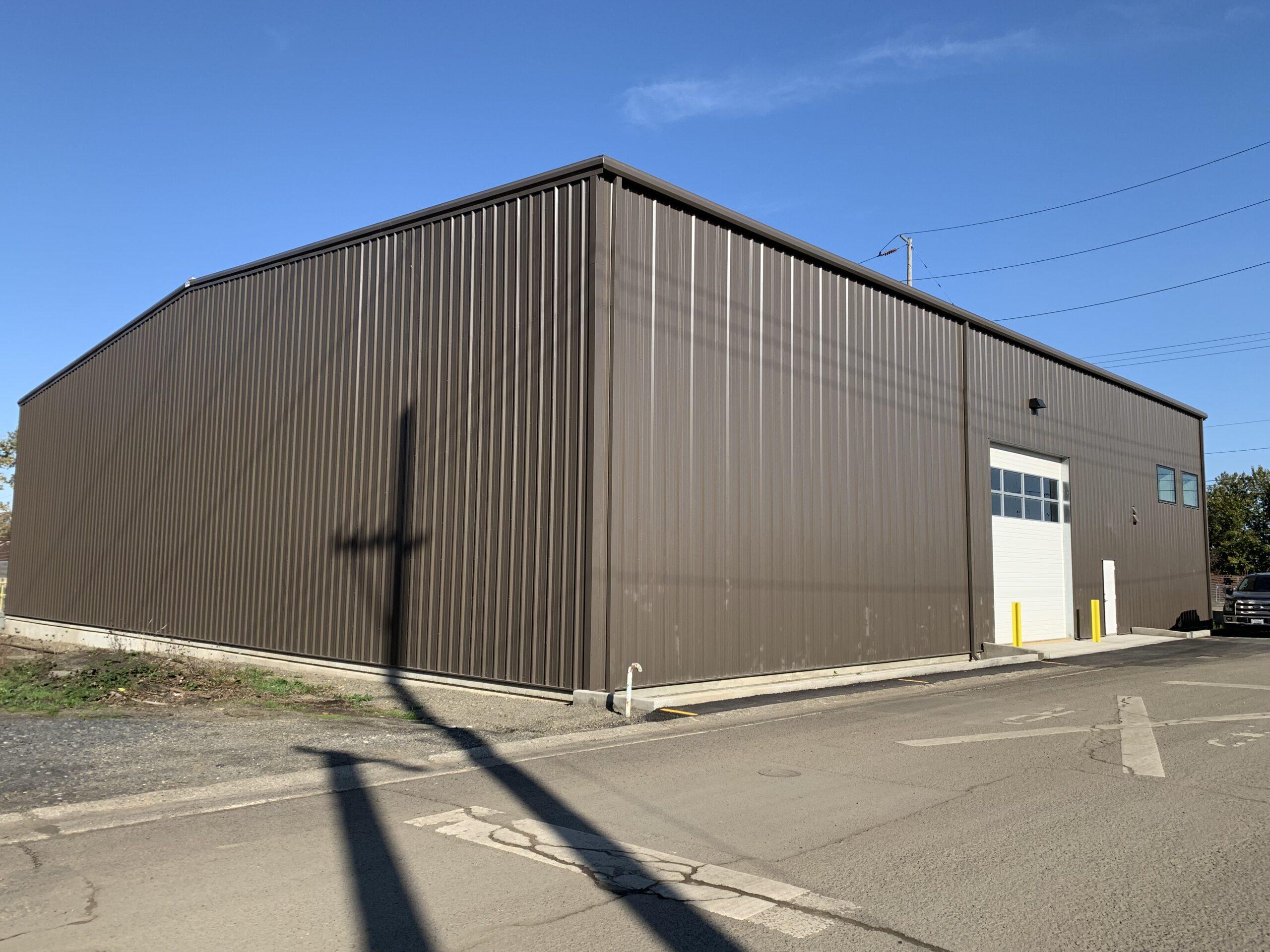 Harmer Steel Products in Portland, Oregon