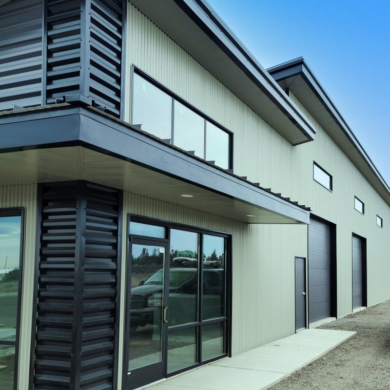 Elite Roofing Office and Warehouse