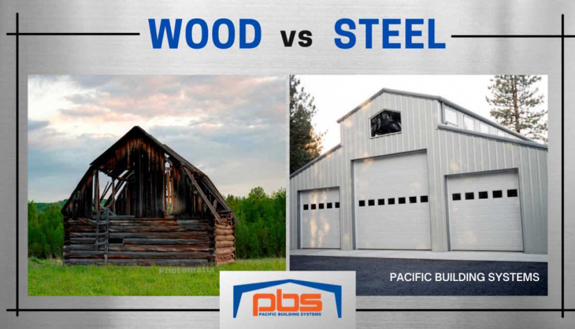 Wood vs Steel: Steel is superior