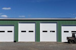 Garage Storage Ag Metal Building