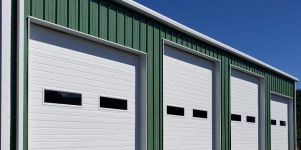 Garage Storage Metal Building