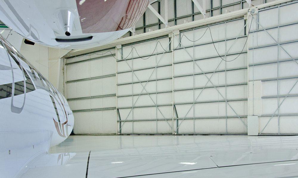 Hangar Door Interior Bend Oregon