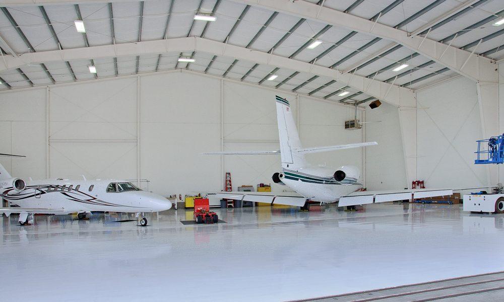 Steel Hangars PBS buildings