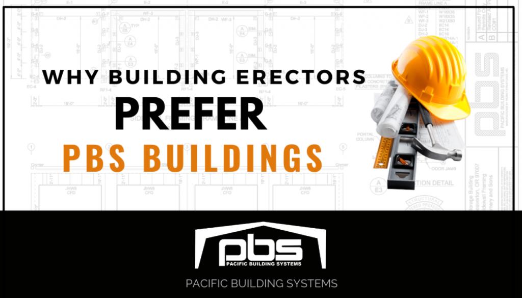 Building Erectors Prefer PBS Buildings