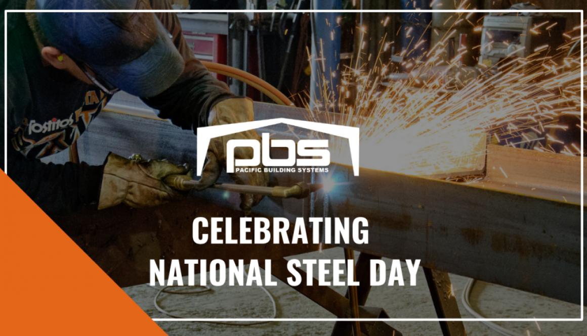 Celebrating National Steel Day