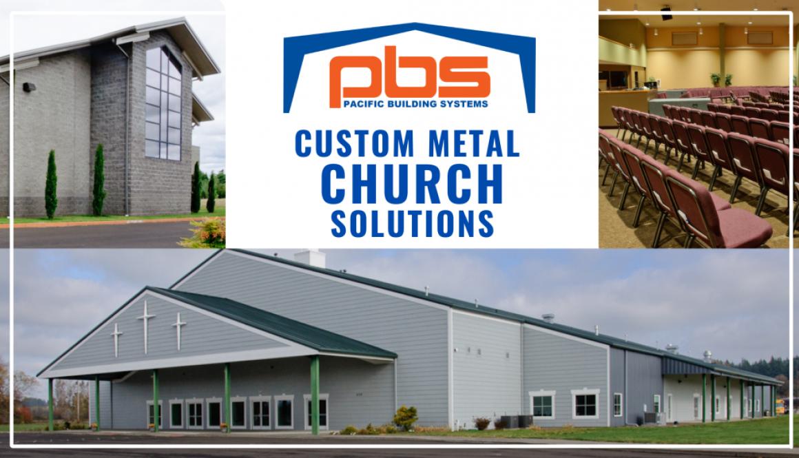 Custom Metal Church Solutions
