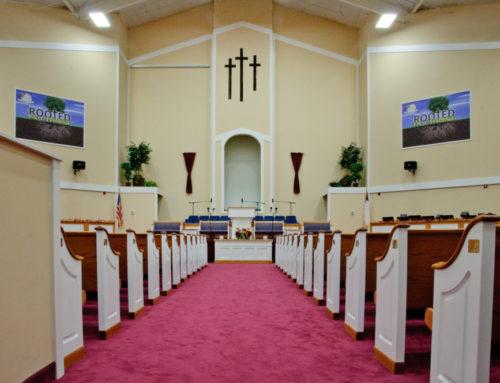 Church – Willamette Valley Baptist
