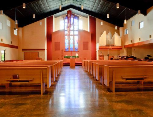 Church – Trinity Lutheran