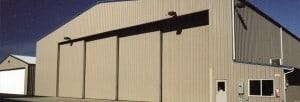 Aircraft Hangars / Steel Buildings